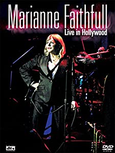 Watch free new movies Marianne Faithfull Live in Hollywood [1280x720]