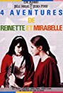 Four Adventures of Reinette and Mirabelle (1987) Poster