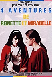 Four Adventures of Reinette and Mirabelle Poster