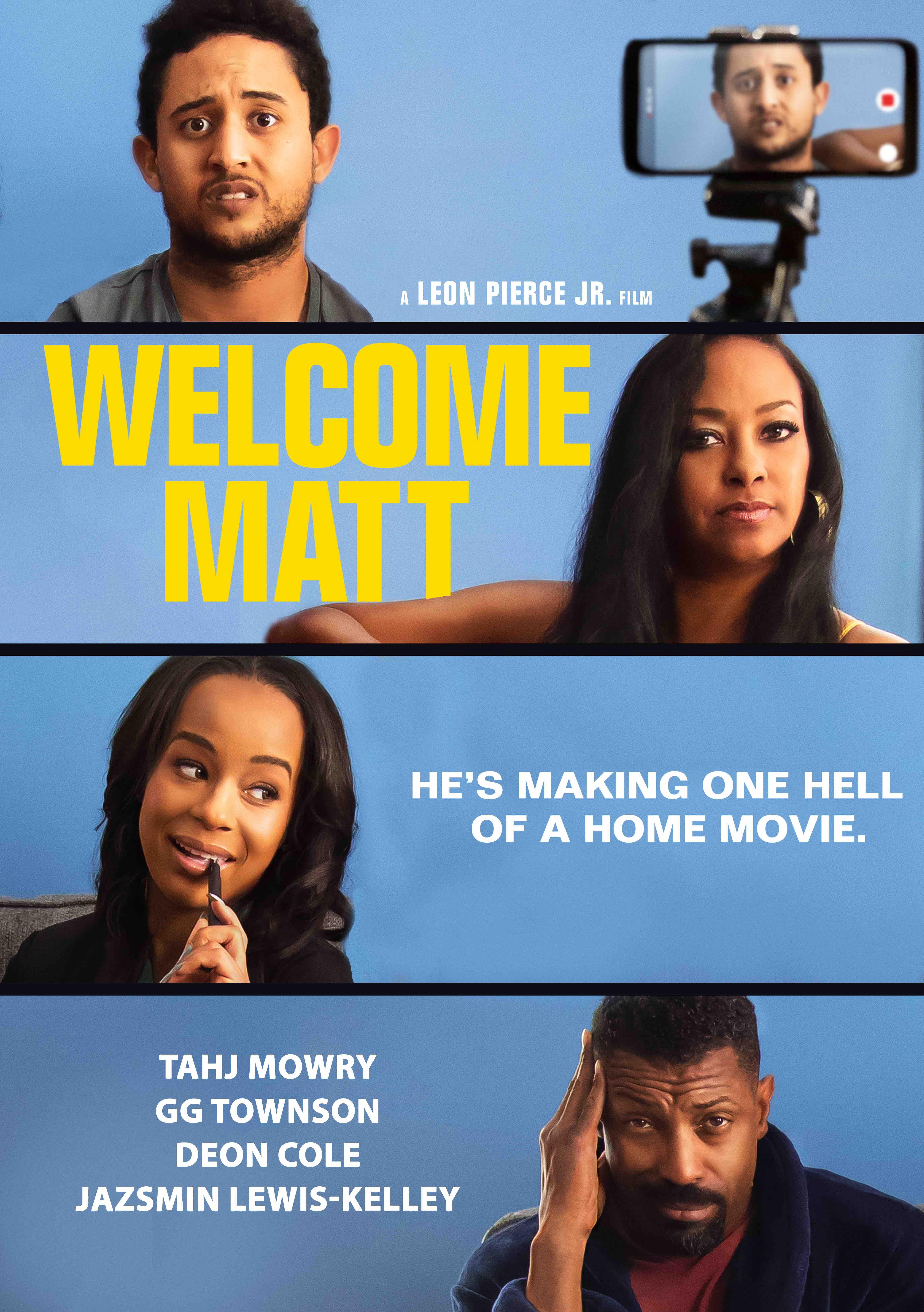watch Welcome Matt on soap2day