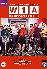 W1A Poster - TV Show Forum, Cast, Reviews