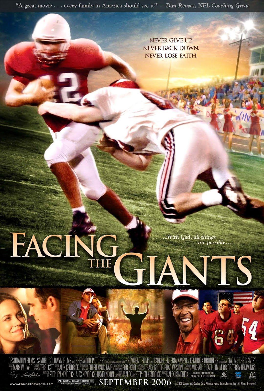 Desafiando Gigantes [Dub] – IMDB 6.7