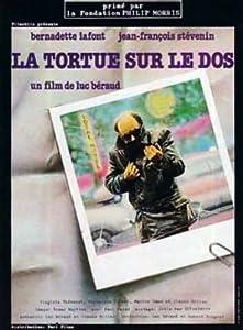 La tortue sur le dos France