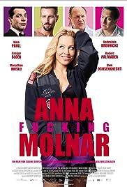 Anna Fucking Molnar Poster