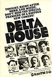 Delta House Poster
