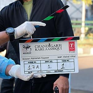 Chandigarh Kare Aashiqui movie, song and  lyrics