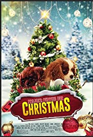 Project: Puppies for Christmas Poster