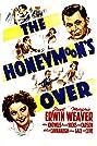 The Honeymoon's Over (1939) Poster
