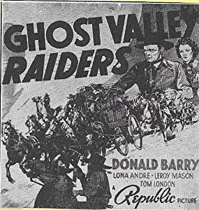 Watch free movie links Ghost Valley Raiders by [1280x720p]