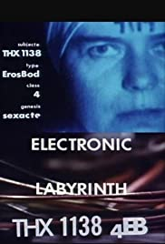 Electronic Labyrinth THX 1138 4EB Poster
