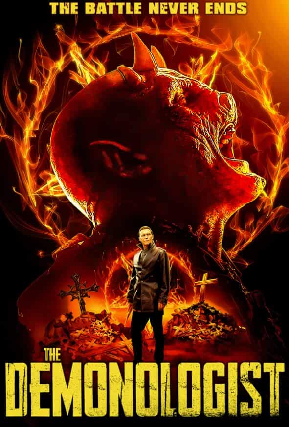 The Demonologist (2019) | English Movie | WEB-Rip | Watch Online | Download | 840MB | Horror |