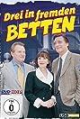 Drei in fremden Betten (1996) Poster