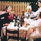 Duilio Del Prete, Renzo Montagnani, Cochi Ponzoni, and Daniele Vargas in Io zombo, tu zombi, lei zomba (1979)