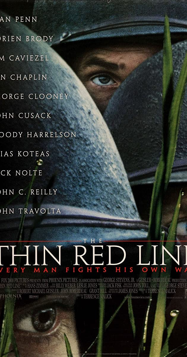The Thin Red Line 1998 Imdb