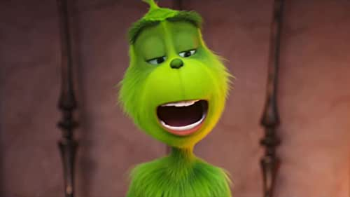 'The Grinch' tells the story of a cynical grump who goes on a mission to steal Christmas, only to have his heart changed by a young girl's generous holiday spirit.