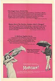 Morgan: A Suitable Case for Treatment (1966) Poster - Movie Forum, Cast, Reviews