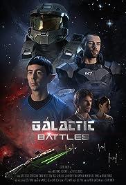Galactic Battles Poster