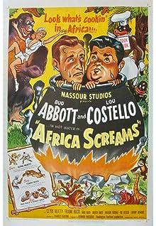 Africa Screams