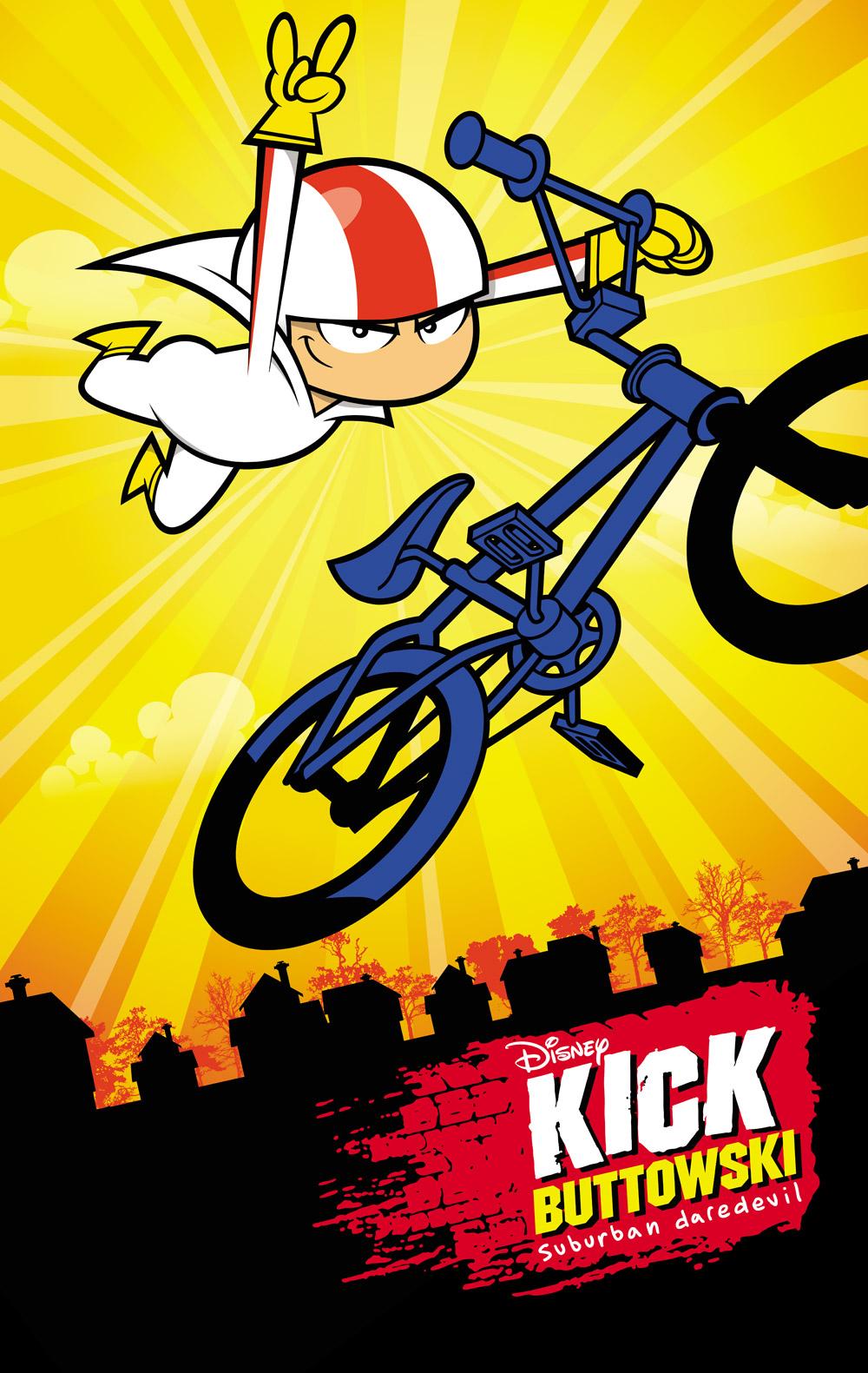 kick buttowski in telugu new episodes download