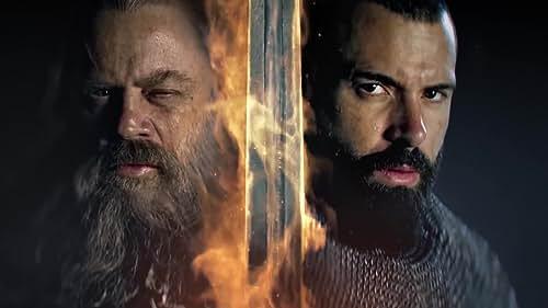Knightfall: Mark Hamill and Tom Cullen