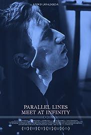 Parallelnye pryamye peresekayutsya v beskonechnosti Poster