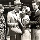 Johnny Downs, Jack Haley, Arline Judge, and Patsy Kelly in Pigskin Parade (1936)