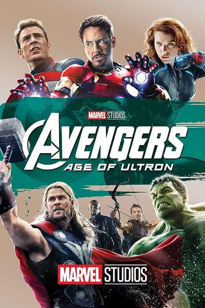 Avengers: Age of Ultron (2015) Hindi Dubbed