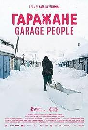 Garage People Poster