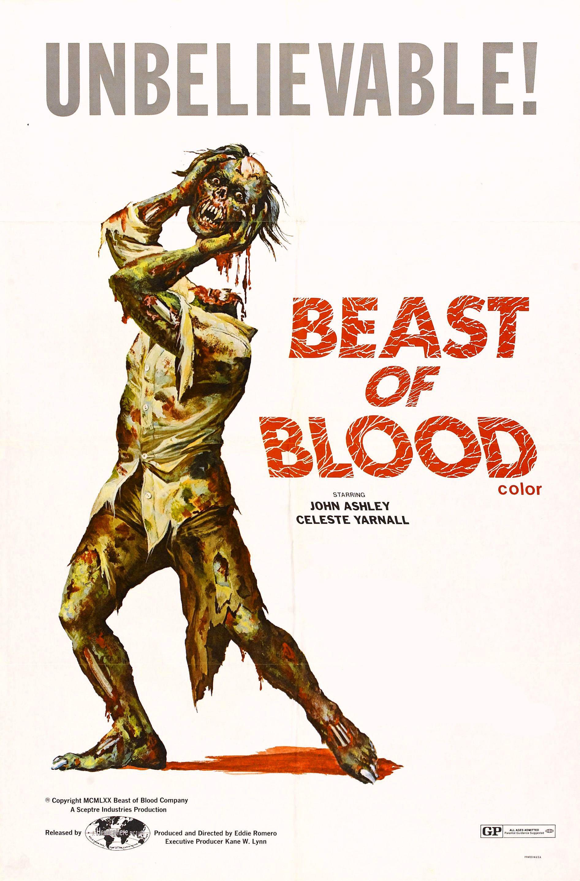 Beast of Blood (1970) - IMDb