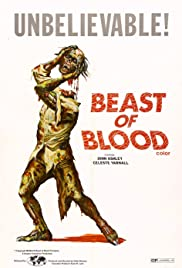 Beast of Blood (1970) Poster - Movie Forum, Cast, Reviews