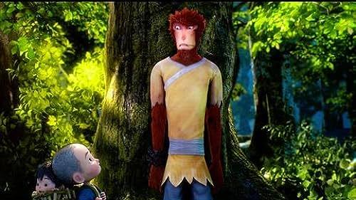 Trailer for Monkey King: Hero Is Back