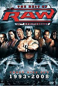 Primary photo for WWE: The Best of RAW - 15th Anniversary 1993-2008