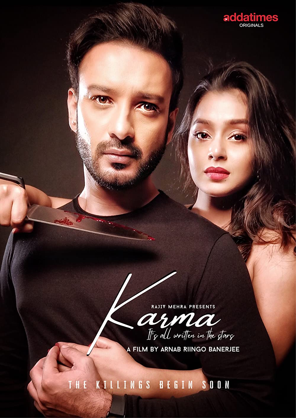 Karma 2020 Dual Audio Movie (Bengali or Hindi) 720p HDRip 800MB x264 AAC