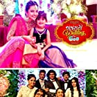 Bhavya Sirohi, Ronny Rajhit, Jay Khetani, Garima Bhardwaj, Shivang Brahmbhatt, Geet Brahmbhatt, and Jenny Soni in Gujarati Wedding in Goa (2018)