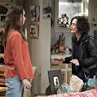 Juliette Lewis and Sara Gilbert in The Conners (2018)