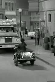 Lucy Drives a Dump Truck Poster