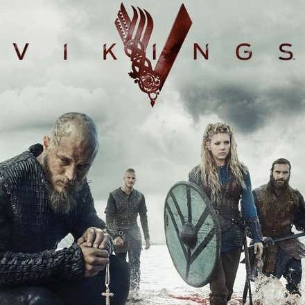 View Vikings - Season 3 (2015) TV Series poster on Ganool