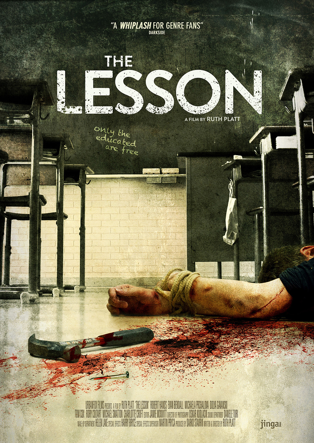 Image result for the lesson film