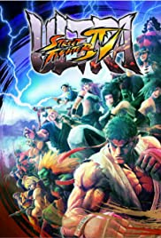 Ultra Street Fighter IV Poster