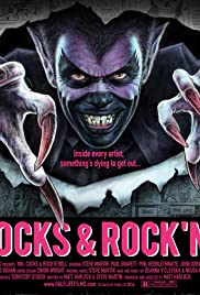 Ink, Cocks & Rock'n'Roll Poster