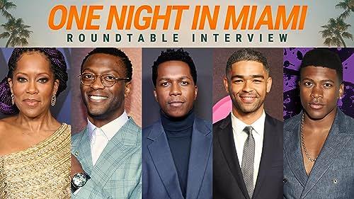 'One Night in Miami' Cast Talks Representation on Screen