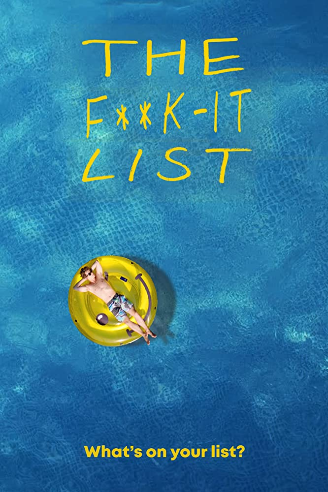The F**k It List (2020) Hindi ORG Dual Audio 480p NF HDRip ESubs 350MB