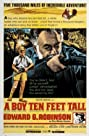 A Boy Ten Feet Tall (1963) Poster