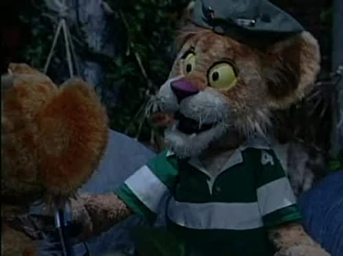 Between The Lions: Shooting Stars