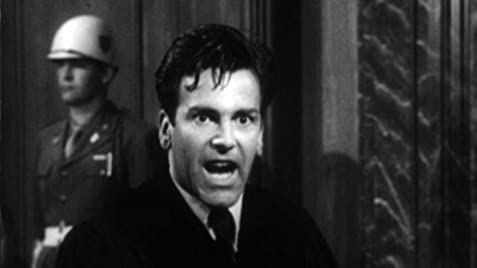 Image result for judgment at nuremberg 1961 maximilian schell