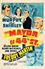 The Mayor of 44th Street (1942) Poster