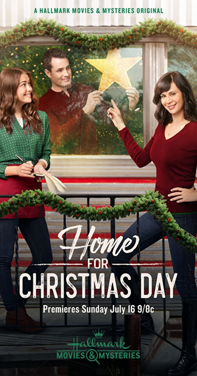 A Home For Christmas.Home For Christmas Day Tv Movie 2017 Imdb