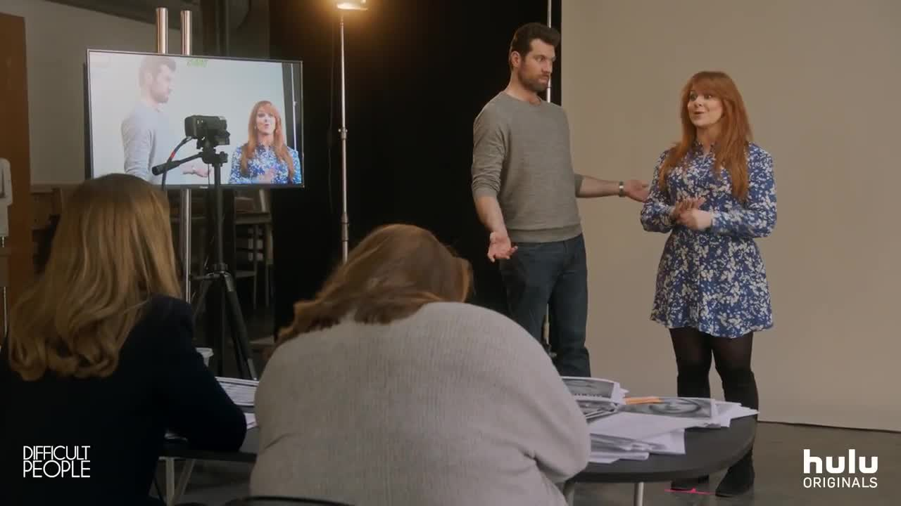 Imagens do Difficult People Dublado Online