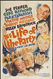 The Life of the Party (1937) Poster - Movie Forum, Cast, Reviews