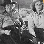 Maude Allen and Laraine Day in Painted Desert (1938)